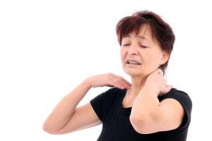 woman feeling the dispair of Fibromyalgia