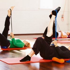 Pilates Beginners Floor Classes