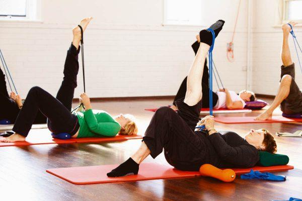 Pilates Beginners Floor Classes